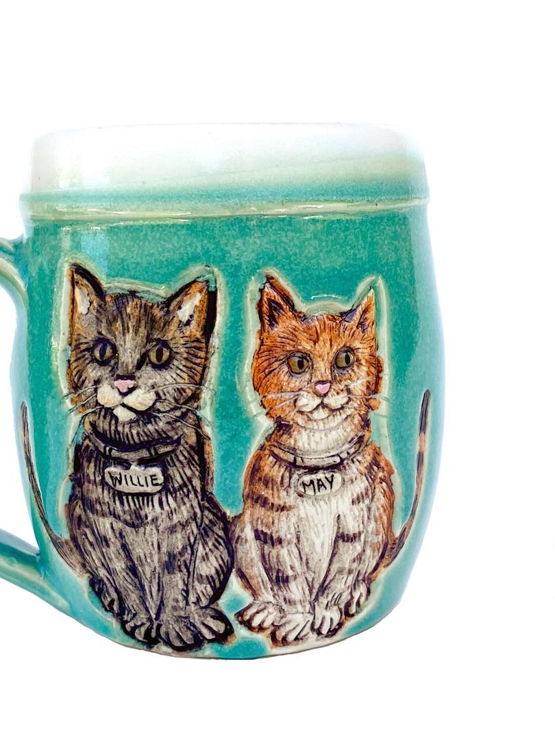 Cute Cats Portrait Mug.jpeg