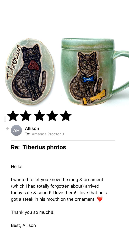 Tiberius Pet Mug