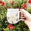 Thumbnail: Preorder! Magnolia Pottery Mug, Handmade Carved Ceramics