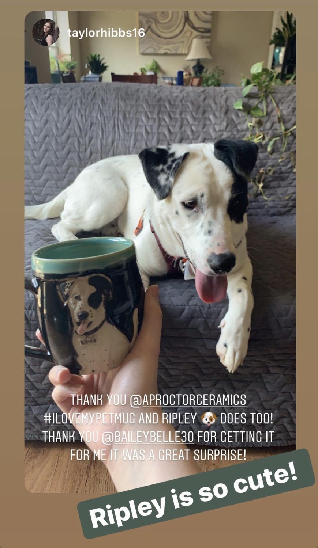 Ripley Pet Mug