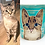 Thumbnail: Jodi RESERVED Custom Pet Portrait Mug
