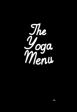 The Yoga Menu logo