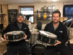 Wil Easterwood (Trick Pony)-Zack Stewart (Josh Thompson) & their 1.5 Steel--5.5 x 14 & 6.5 x 15~