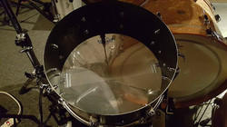 Chad Melchert's (Gord Bamford, CCMA Drummer Of The Year 2016) Beier 1.5 Steel--6.5 x 14...
