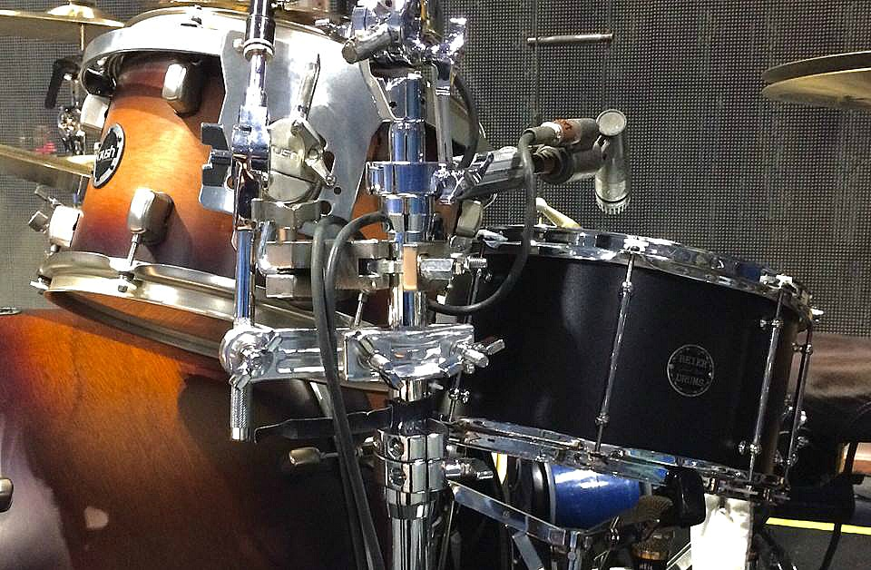 Keith Zebroski's kit with his Beier 1.5 Steel-7.5 x 14-BOK Center, Tulsa, Highway Vagabond Tour 2017