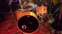 Chad Melchert's vintage Gretsch kit & his Beier 1.5 Steel--6.5 x 14-Ranchman's-Canada~