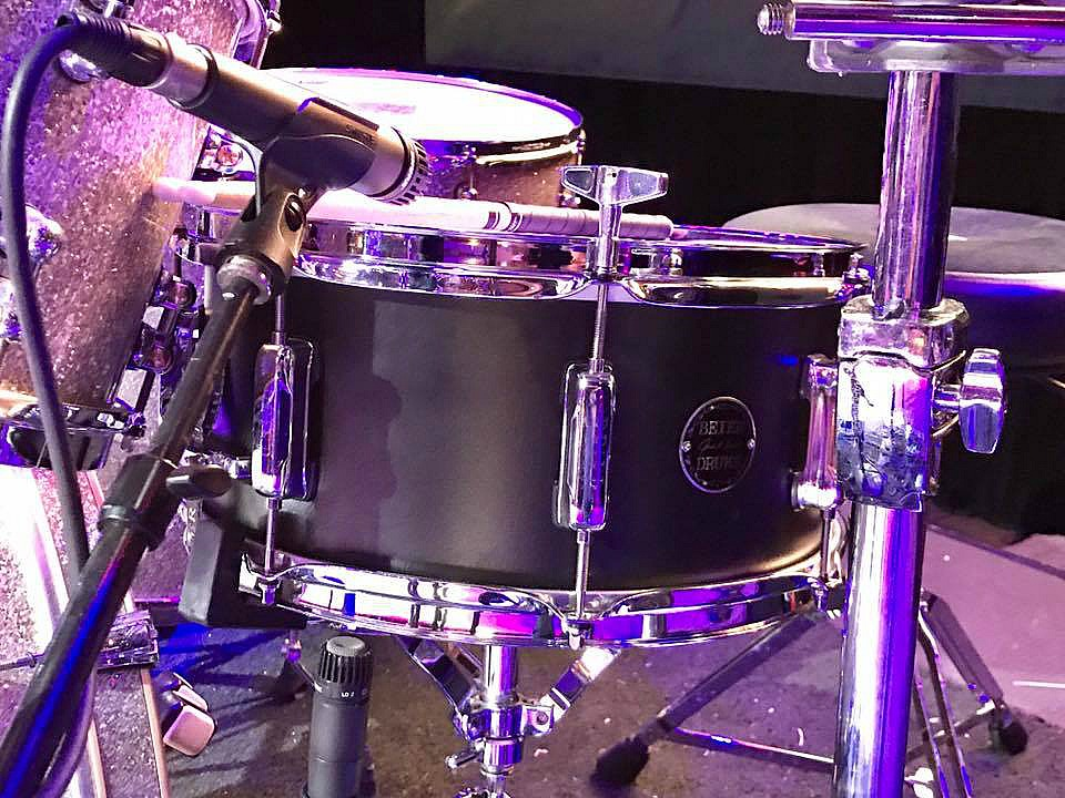 Scott Thompson's (Pure Prairie League, Colin Raye) Beier 1.5 Steel-6.5 x 14-Wildhorse Saloon