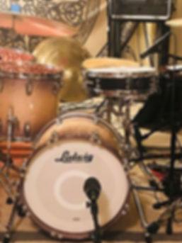 Kent Slucher's kit (Luke Bryan, Pam Till