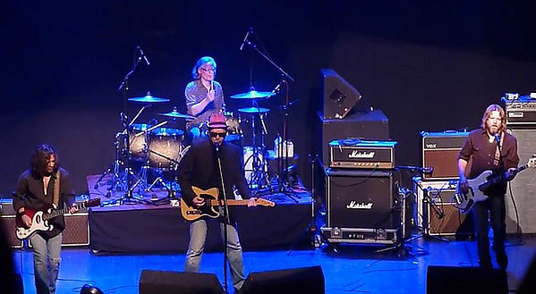 Mark Ortmann Live With Tommy Tutone-Beie