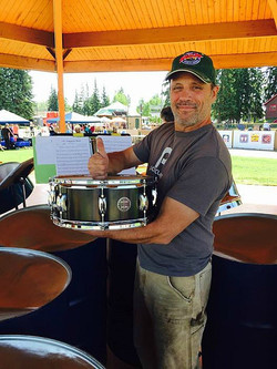 One of my early customers-Jim Vogt in Alaska. His 1.5 Steel--5.5 x 14 is still his main...