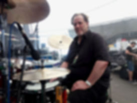 Thomas Nussbaum behind his kit-Night Of