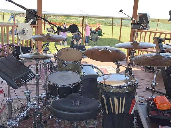 Steve MacIver's live kit-New York-Summer