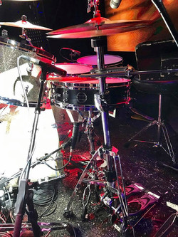 Scott Thompson's kit with his Beier 1.5 Steel--4 x 15-Wildhorse Saloon-February 2017...