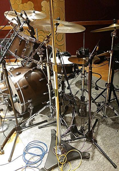 The kit of a Nashville Legend-Eddie Baye