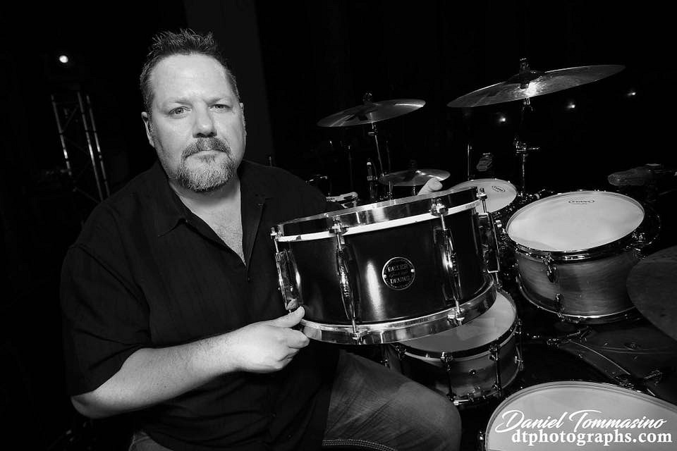 David Northrup & his Beier 1.5 Steel--6.5 x 14...Daniel Tommasino Photography-