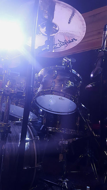 Danny Bean's live kit with his Beier 1.5