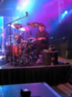 Mark Beckett-Live with Olivia Newton Joh