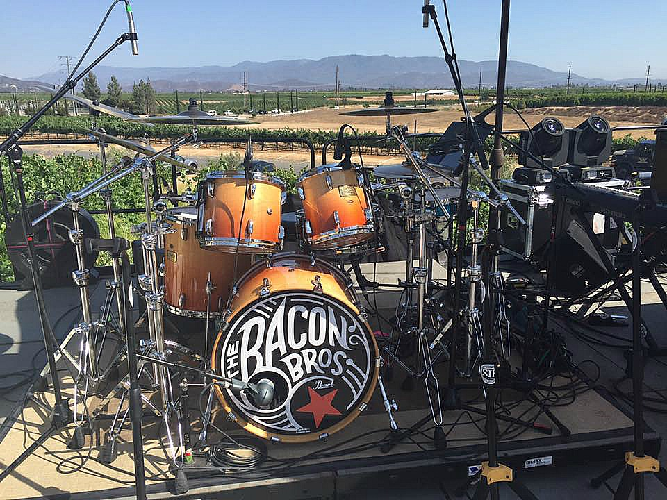 Frank Vilardis kit-Bacon Brothers-Temecula, California....Beier 1.5 Steel--6.5 x 14~