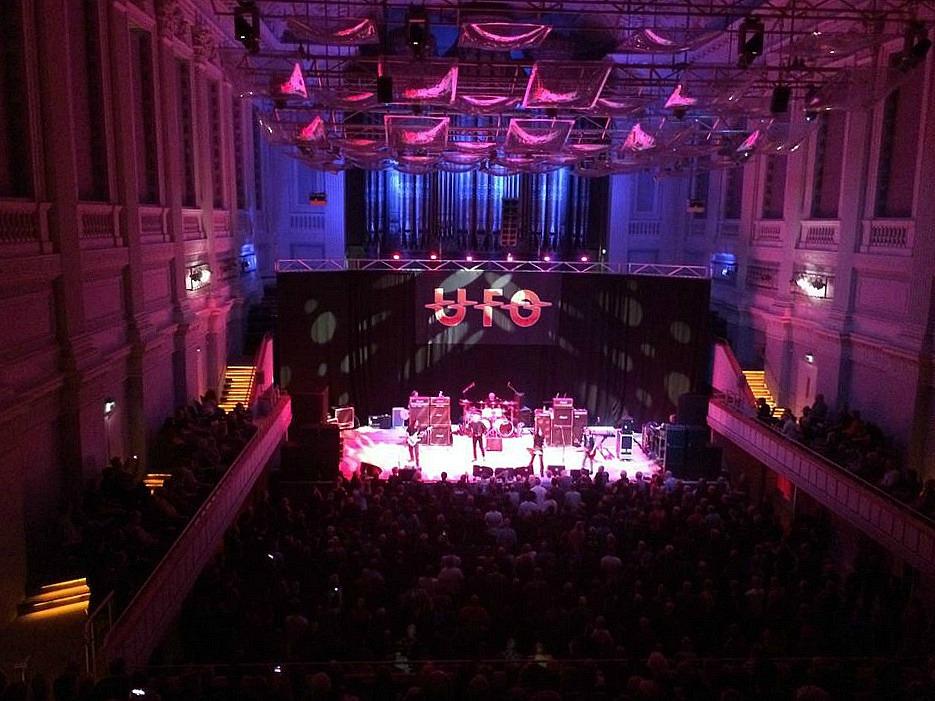 UFO-Birmingham Town Hall-2017 Tour-Andy Parker-Beier 1.5 Steel--8 x 14..Image-Tristan Greatrex