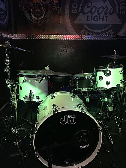 John Morse' live kit-Big Chad & The Sout