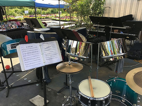 Jim Vogt's (The Thneeds) kit at a Steel