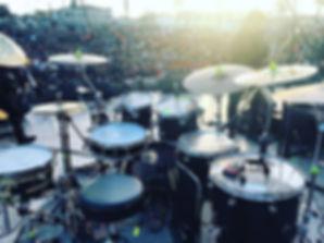 Andres Felipe Silva Gomez' live kit-Fest