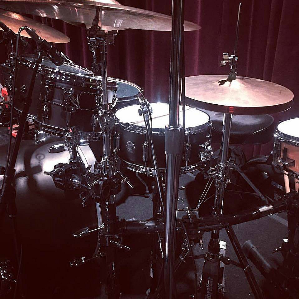 Jarred Pope's kit.-Live with Buck Johnson & his Beier 1.5 Steel--6.5 x 14-~