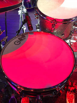 Another view-Scott Thompson's kit with his Beier 1.5 Steel--4 x 15-Wildhorse Saloon-February 2017...