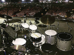 Tony Escapa's kit-Ricky Martin One World Tour-Cuernavaca-Mexico-1.5 Steel--6.5 x 14...~