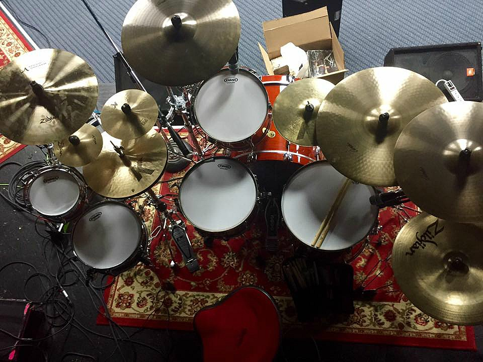 David Northrup clinic in Indiana-Beier 1.5 Steel--6.5 x 14 & 5.5 x 12...