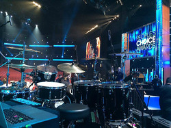 Tracy Broussard's kit-People's Choice Awards with Blake Shelton-2017-Beier 1.5 Steel--6.5 x 14~