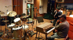 Mark Beckett's kit-Beier 1.5 Steel--4 x 15-Fame Studio's with Tom Johnston & Delbert McClinton~
