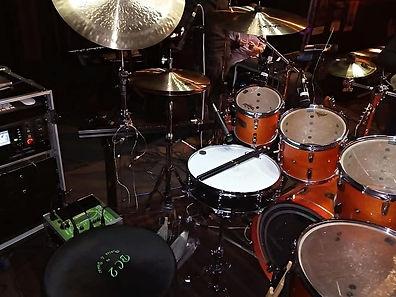 Thomas Nussbaum's live kit-Olberhausen,