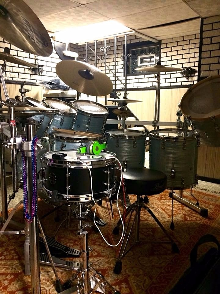 William Dilla's Beier 1.5 Steel--5.5 x 12. He also uses a 1.5 Steel--5.5 x 15-Gloss White....