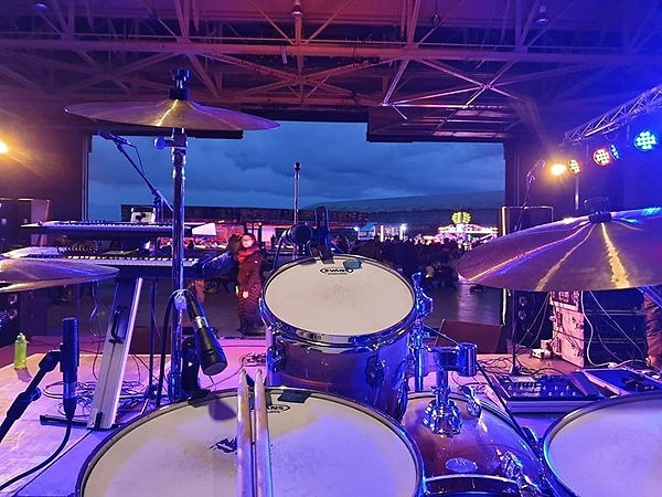 Sam Lumsden's live kit for MOD-Royal Air