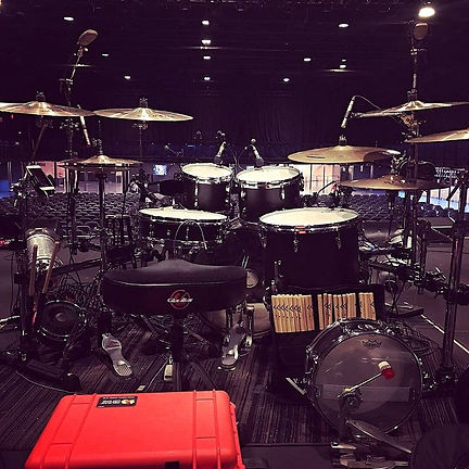 Jarred Pope's kit with his main-Beier 1.
