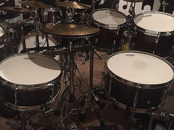 David Northrup's kit for clinics & live shows with the Oak Ridge Boys-Beier 1.5 Steel--5.5-6.5 x 14.