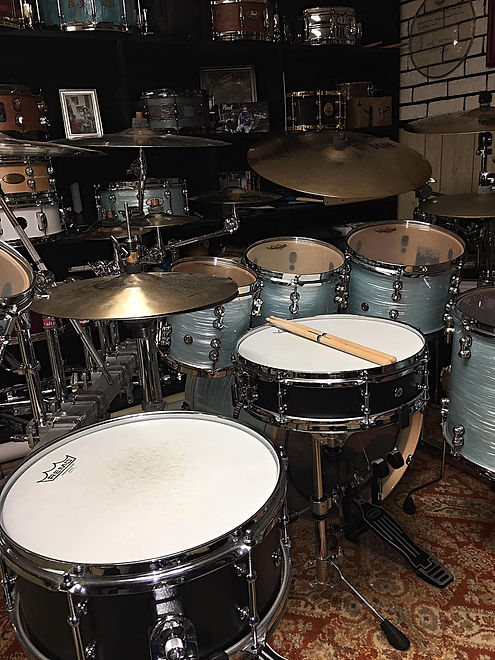 William Dilla's kit(Independent) with hi