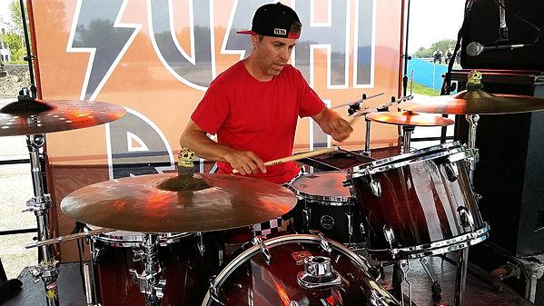 Trent Anderson (Bang Tango, Sushi Roll B