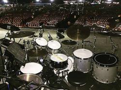 Tony Escapa's kit-Ricky Martin One World Tour-Cuernavaca-Mexico-1.5 Steel--6.5 x 14...~