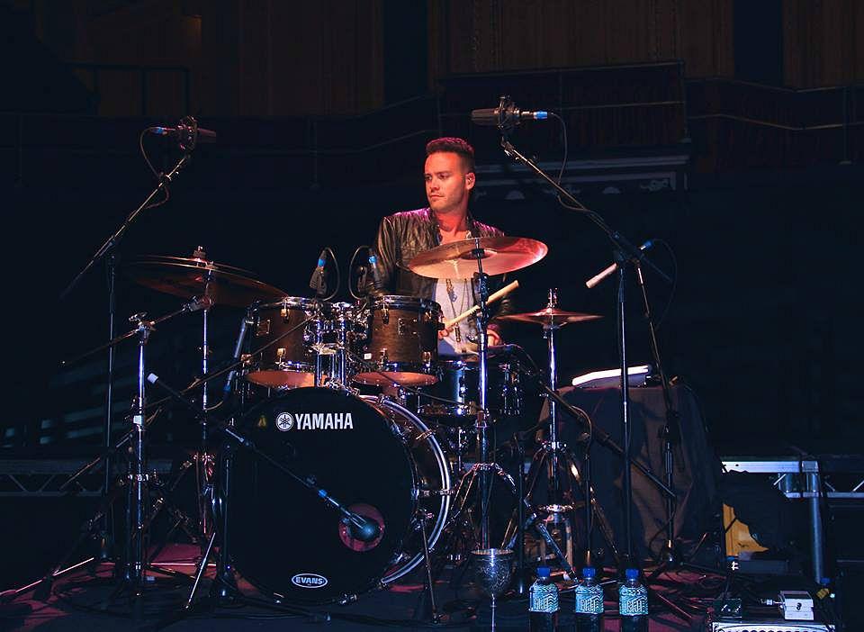 Drew McKeon-Michael Bolton-Royal Albert Hall--Beier 1.5 Steel--5.5 x 14