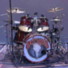 Monte Yoho's kit-The Outlaws-Lyric Theat
