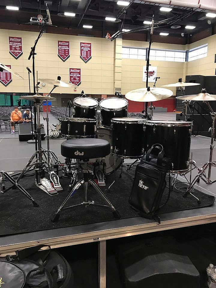 Nathaniel Dobas' kit-Ramapo College Bradley Center-Summer 2017-Beier 1.5 Steel--6.5 x 14....