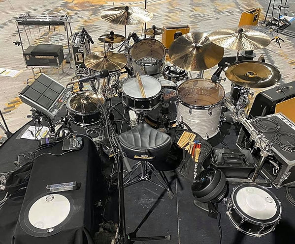 Tracy Broussard's kit-Blake Shelton Frie