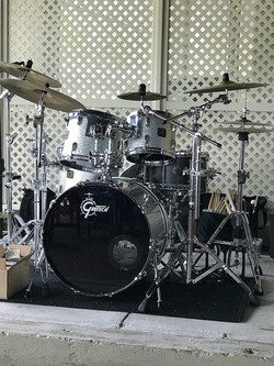 Pat McDonald's (Charlie Daniels) kit in Florida-Summer 2017-Beier 1.5 Steel--7.5 x 14.....