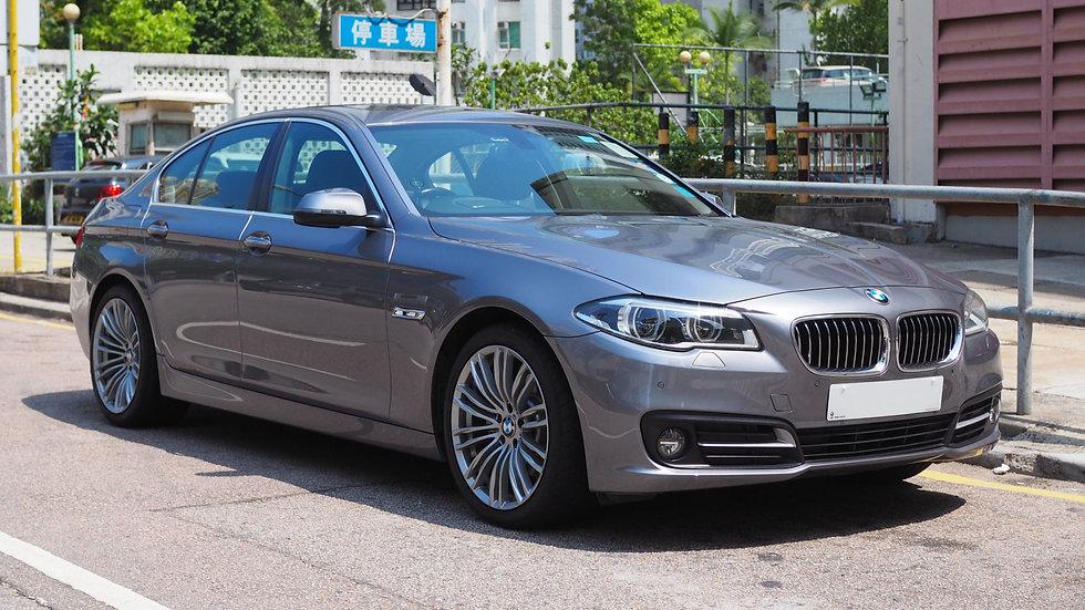 BMW 520iA LCI