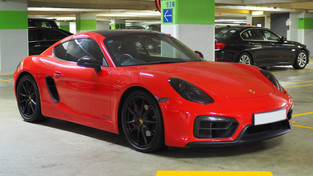 Porsche Cayman GTS (981)