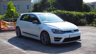 Volkswagen Golf R Manual (7th)