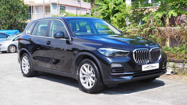 BMW X5 XDrive40iA 7-Seater