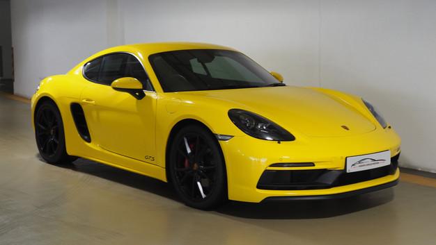 Porsche Cayman GTS (718)